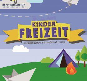 Kinderfreizeit in den Sommerferien 2018