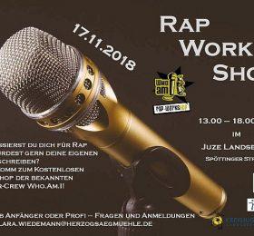 Rap Work Shop