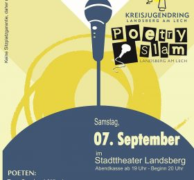 Poetry Slam - September 2019
