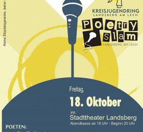 Poetry Slam - Oktober 2019
