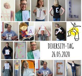 Fotowettbewerb zum Diversity-Tag am 26.05.2020