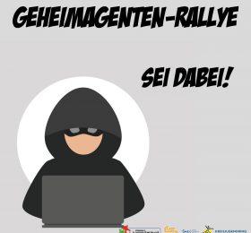 Geheimagenten-Rallye
