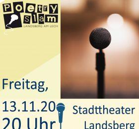 Poetry Slam im Stadttheater