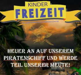 """Kinderfreizeit """"Piraten"""""""